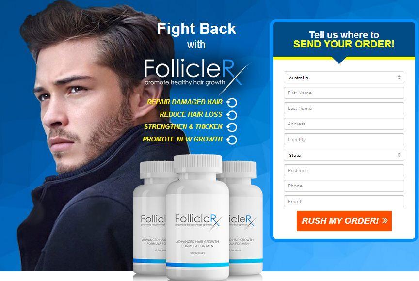 Follicle RX order