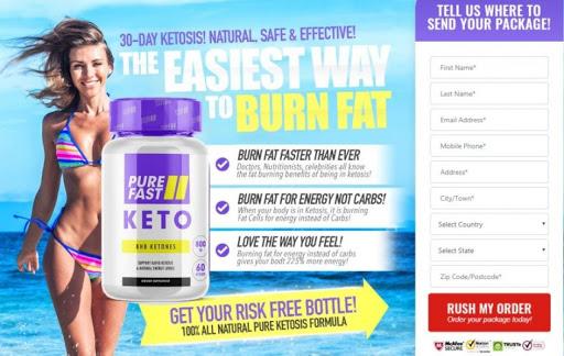 Keto Pure Fast II order