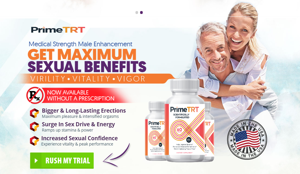 Prime TRT Male Enhancement