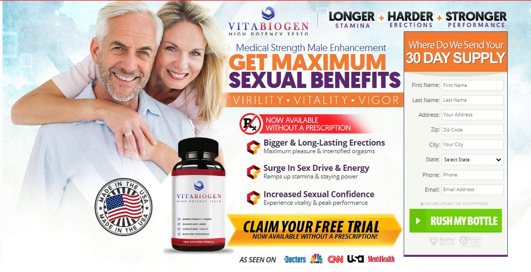 VitaBiogen order