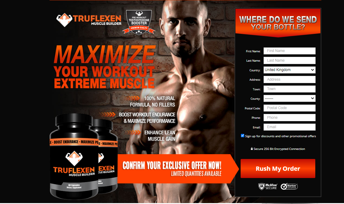 Truflexen Muscle Builder