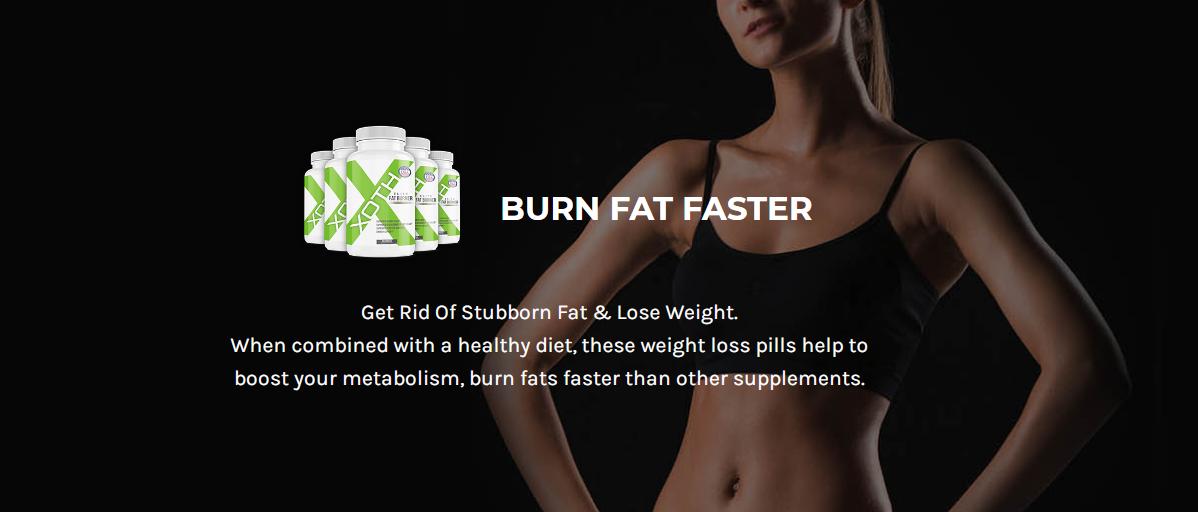 Xoth Nutrition Fat Burner 1