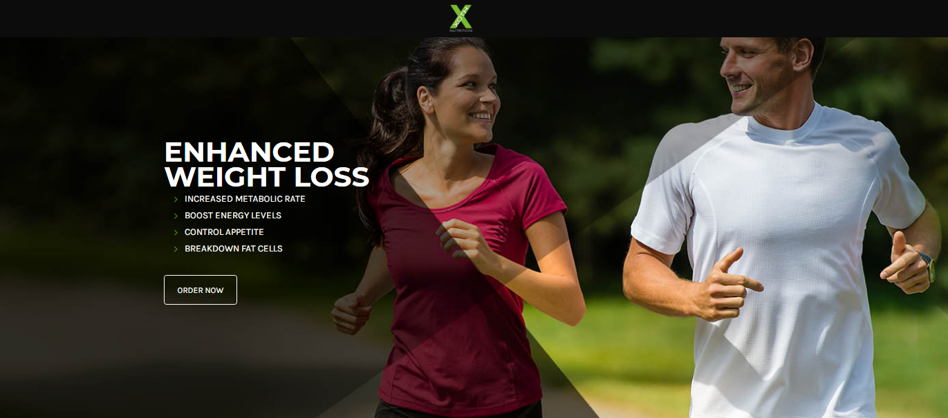 Xoth Nutrition Fat Burner