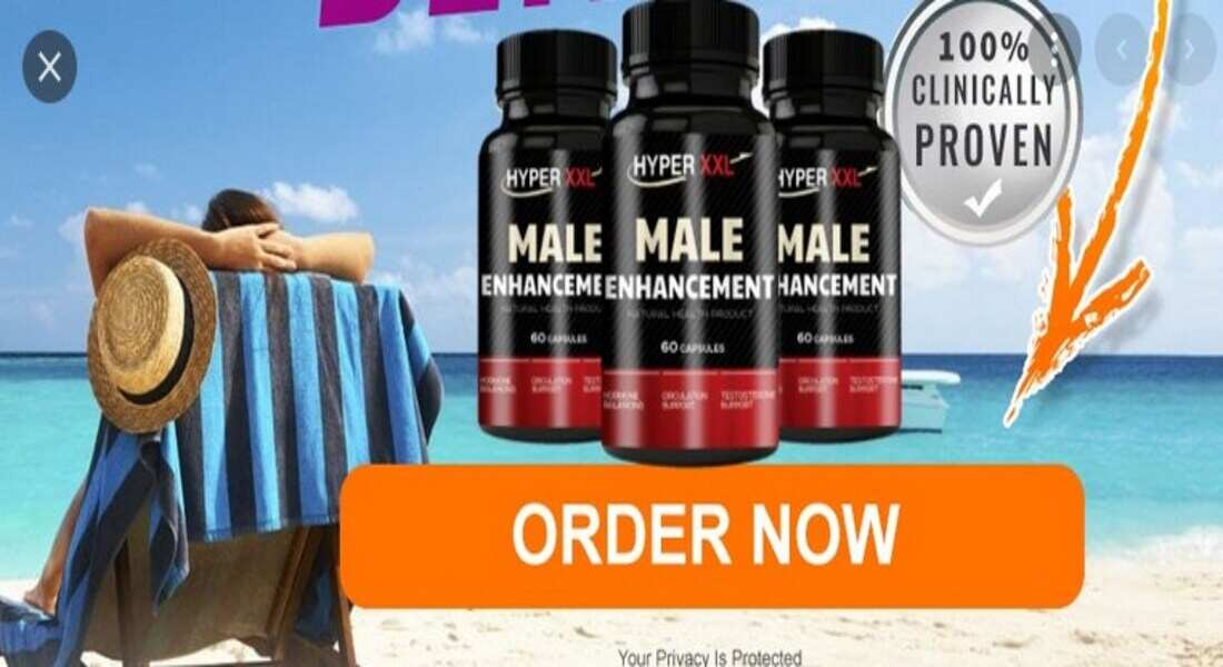 Hyper XXL male enhancement