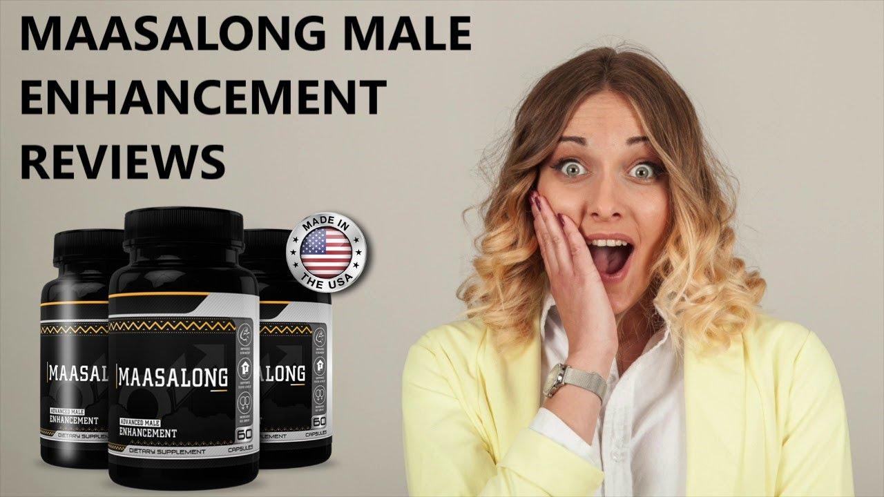 Maasalong Male Enhancement