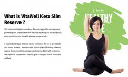 Vitawell Keto Slim Reserve